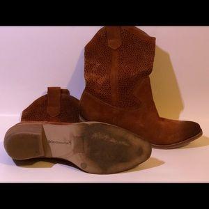 BCBGeneration Shoes - BCBG Low Calf Cowboy Boot